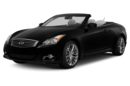 3/4 Front Glamour 2013 INFINITI G37 Convertible
