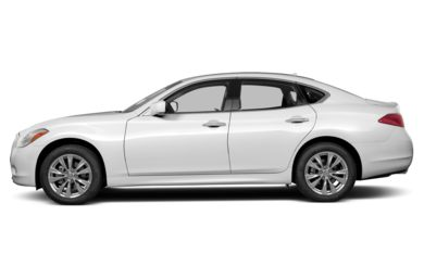 90 Degree Profile 2013 Infiniti M37x