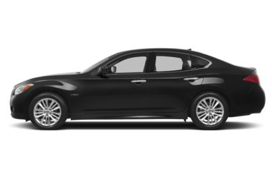 90 Degree Profile 2013 Infiniti M35h