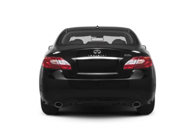Rear Profile  2013 INFINITI M35h