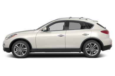 90 Degree Profile 2013 Infiniti EX37