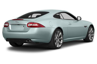 3/4 Rear Glamour  2013 Jaguar XK