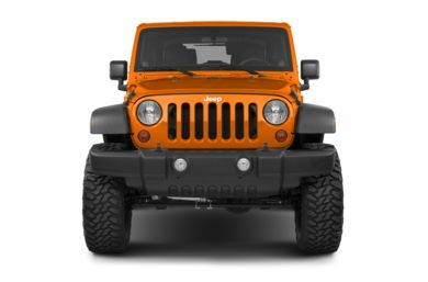 Grille  2013 Jeep Wrangler