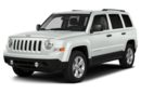 3/4 Front Glamour 2017 Jeep Patriot