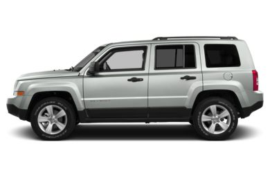 90 Degree Profile 2013 Jeep Patriot