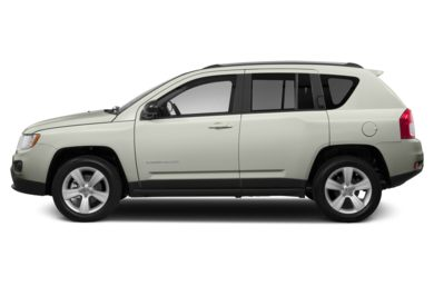 90 Degree Profile 2013 Jeep Compass