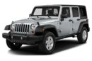 3/4 Front Glamour 2016 Jeep Wrangler Unlimited