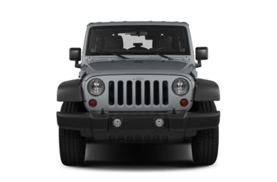 Grille  2013 Jeep Wrangler Unlimited