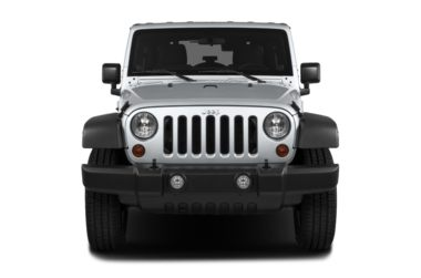 Grille  2017 Jeep Wrangler Unlimited