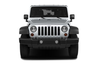 Grille  2014 Jeep Wrangler Unlimited