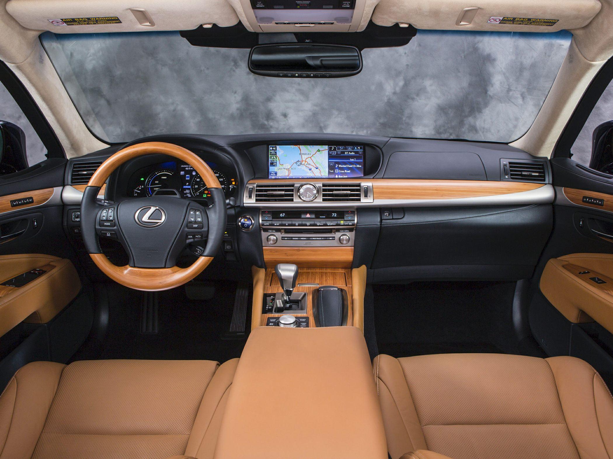 2014 lexus 600h l