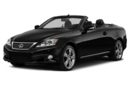 3/4 Front Glamour 2015 Lexus IS 350C