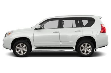 90 Degree Profile 2013 Lexus GX 460