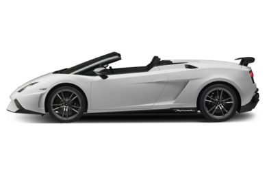 90 Degree Profile 2013 Lamborghini Gallardo