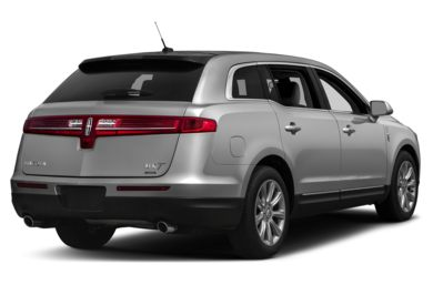 3/4 Rear Glamour  2014 Lincoln MKT