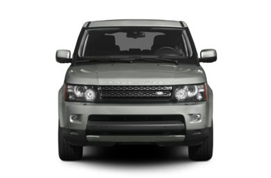 Grille  2013 Land Rover Range Rover Sport