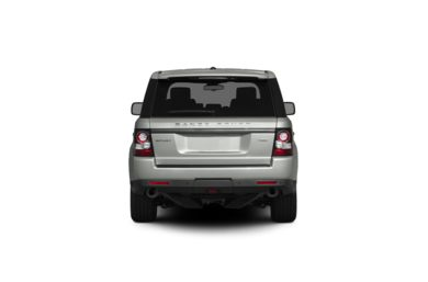 Surround Rear Profile 2013 Land Rover Range Rover Sport
