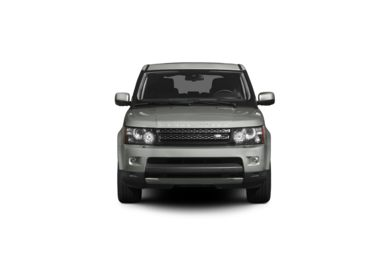 Surround Front Profile  2013 Land Rover Range Rover Sport