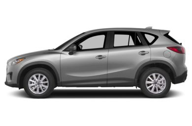 90 Degree Profile 2013 Mazda CX-5