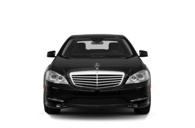 Grille  2013 Mercedes-Benz S550