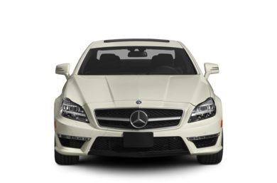 Grille  2013 Mercedes-Benz CLS63 AMG