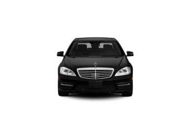 Surround Front Profile  2013 Mercedes-Benz S63 AMG