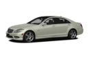 3/4 Front Glamour 2013 Mercedes-Benz S400 Hybrid