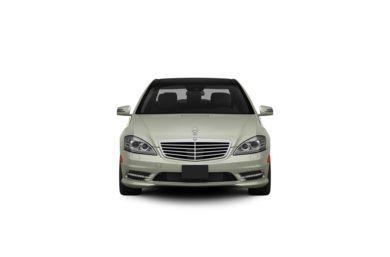 Surround Front Profile  2013 Mercedes-Benz S400 Hybrid
