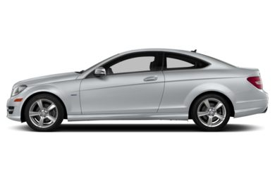 90 Degree Profile 2013 Mercedes-Benz C250