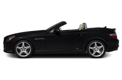 90 Degree Profile 2013 Mercedes-Benz SLK250