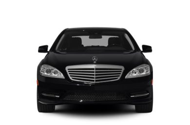 Grille  2013 Mercedes-Benz S350 BlueTEC