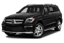 2016 Mercedes-Benz GL350 BlueTEC