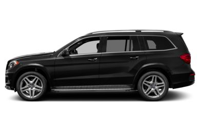 90 Degree Profile 2014 Mercedes-Benz GL350 BlueTEC