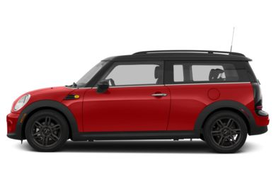 90 Degree Profile 2013 MINI Clubman