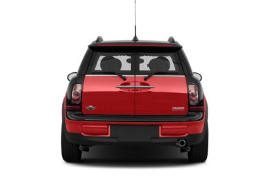 Rear Profile  2013 MINI Clubman