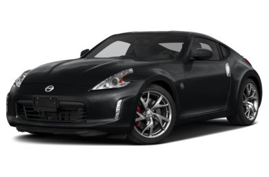 3/4 Front Glamour 2014 Nissan 370Z