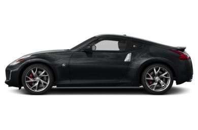 90 Degree Profile 2014 Nissan 370Z
