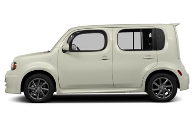 90 Degree Profile 2013 Nissan Cube