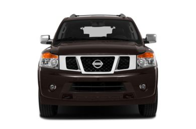 Grille  2013 Nissan Armada