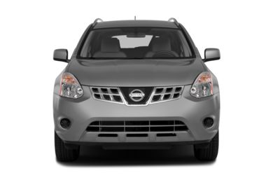 Grille  2014 Nissan Rogue Select