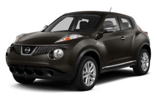 3/4 Front Glamour 2013 Nissan Juke