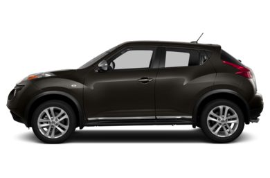 90 Degree Profile 2013 Nissan Juke