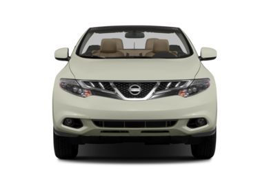 Grille  2013 Nissan Murano CrossCabriolet