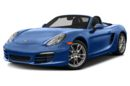 3/4 Front Glamour 2016 Porsche Boxster