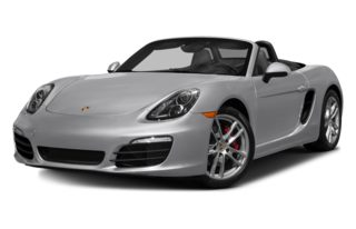 3/4 Front Glamour 2014 Porsche Boxster