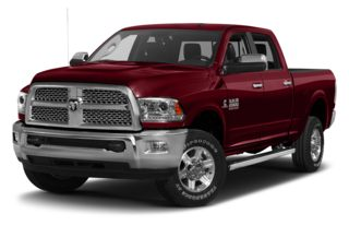3/4 Front Glamour 2014 RAM 2500