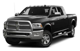 3/4 Front Glamour 2013 RAM 2500