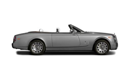 90 Degree Profile 2013 Rolls-Royce Phantom Drophead Coupe