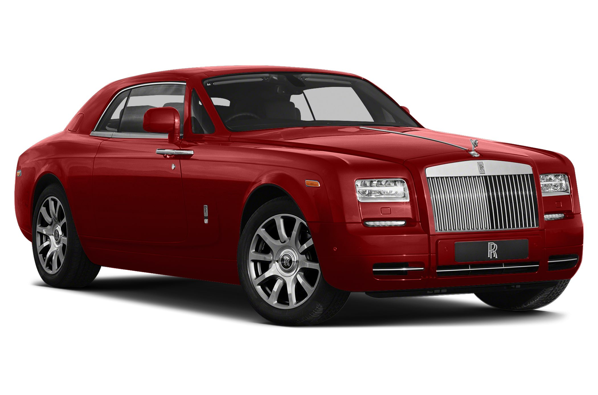 3/4 Front Glamour 2015 Rolls-Royce Phantom Coupe