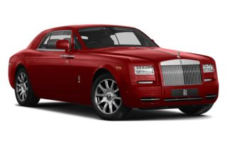 3/4 Front Glamour 2013 Rolls-Royce Phantom Coupe